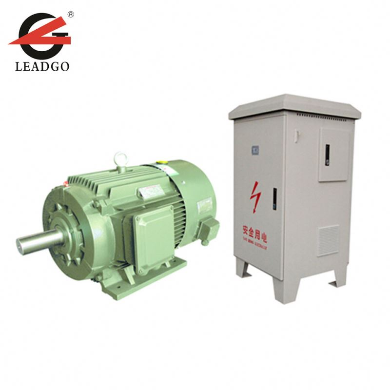 0.55kW~315kW Small Electric AC Motor for Coal-bed Gas