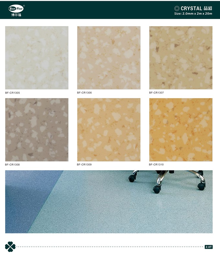 Best price commercial uv coating plastic laminate flooring for Laminate roll flooring