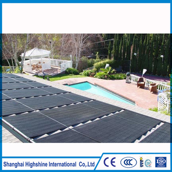 Different Models of silicone rubber pool solar heating system EPDM Swimming Pool Solar Heating Collector