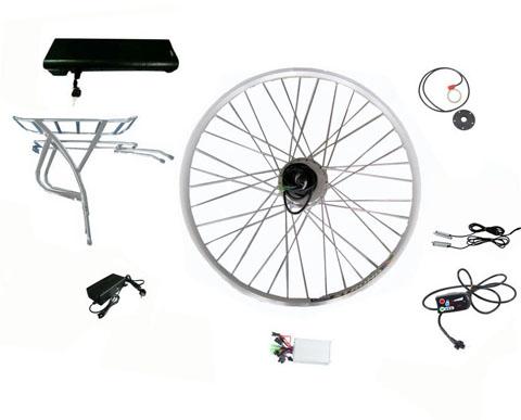 الدراجات الكهربائية أطقم الدراجات ، طقم دراجة كهربائية ، 36 فولت 250 واط الدراجات الكهربائية أطقم الدراجات