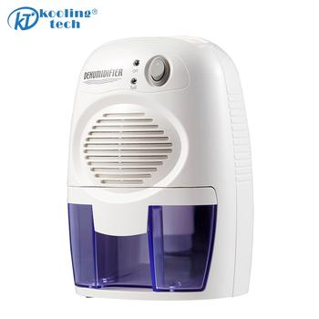 500ml compact en draagbaar mini luchtontvochtiger voor vochtige schimmel vocht in huis keuken
