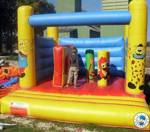 Elephant inflatable bouncy castle/inflatable bouncer/used commercial bounce houses for sale