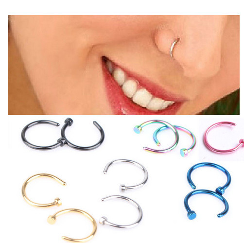Cheap Real Gold Nose Rings Find Real Gold Nose Rings Deals On Line
