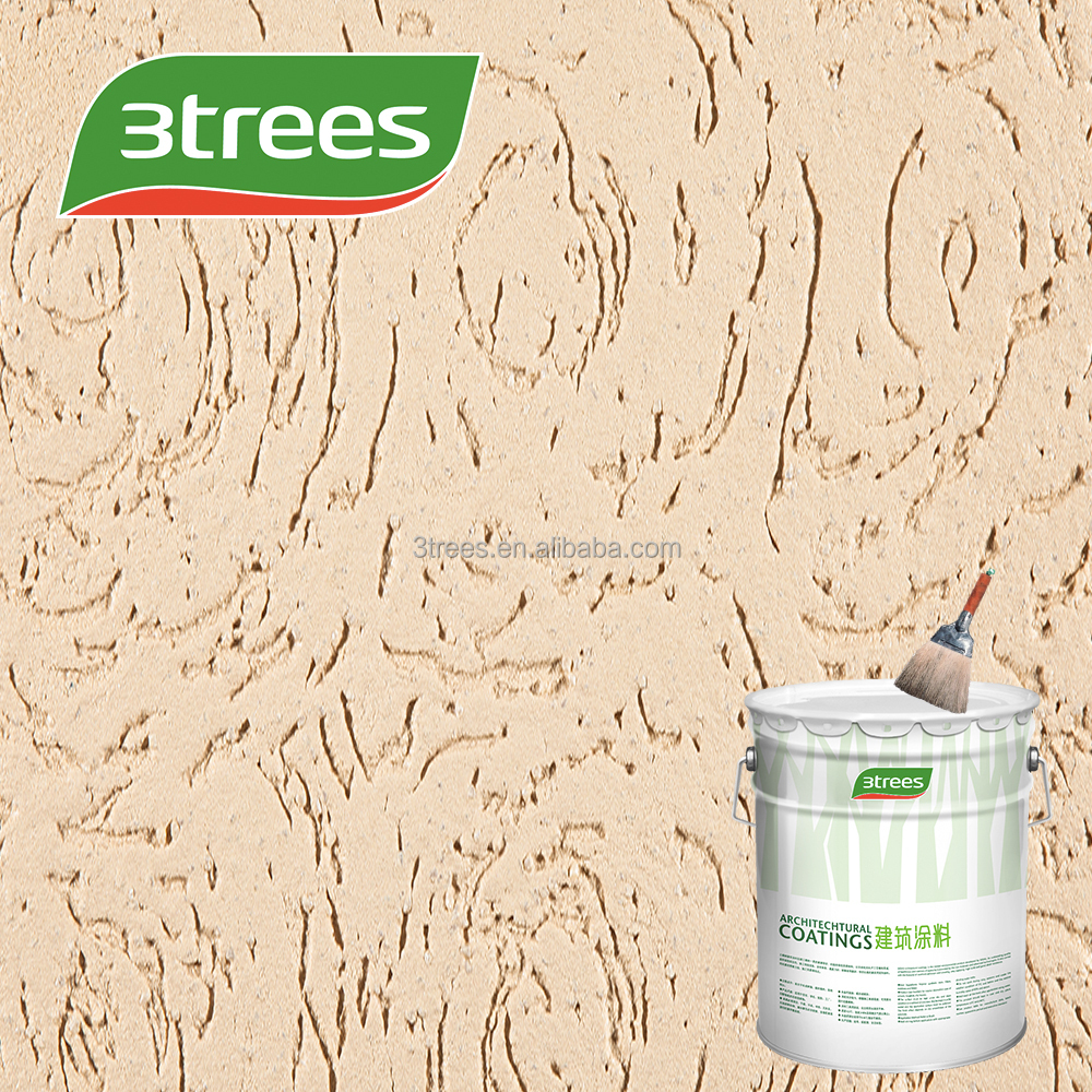 3TREES Acrylic-based Texture Coating(free sample)