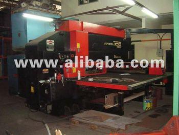 Used Amada Cnc Turret Punch Machine Virpos 358 King - Buy 358 King Product  on Alibaba com