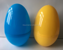 20 cm/30 cm Riesige <span class=keywords><strong>Kunststoff</strong></span> Easter Egg, geschenk Bunte Ei, DIY Spielzeug