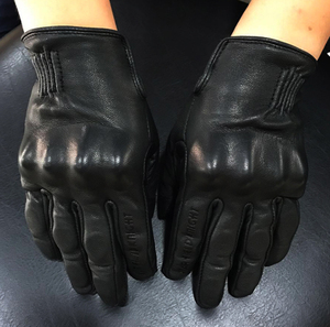 The Best Winter Leather Biker Thermal Motorcycle Gloves