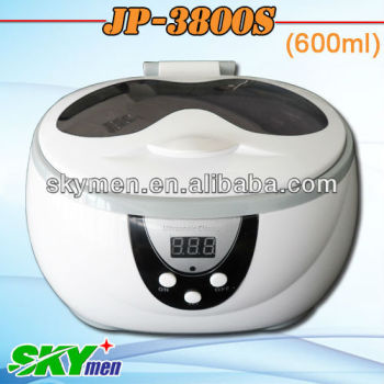 ultrasonic razor blades cleaner, razor cleaning machine, supersonic shaver cleaner ultrasons rasoir cleaner JP-3800S, 600ml