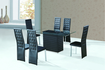 china temporary dining room furniture india design low price glass dining  table for sale 25c24c8081c0