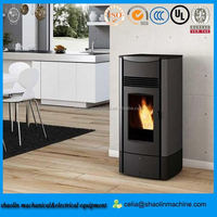 high efficient industrial pellet stove/ wood burning stove/ pellet boiler stove