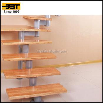 Veneer Laminated Acacia Wood Stair Treads
