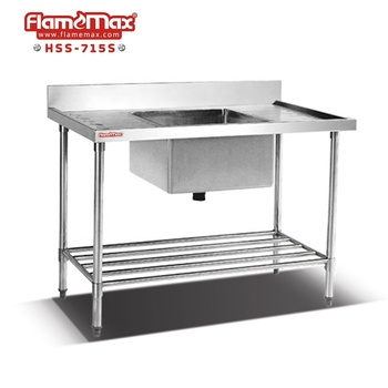 Beau Stainless Steel Farm Trough Sink Manufacturers