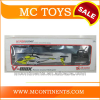 3ch RC alloy mini helicopter with gyro
