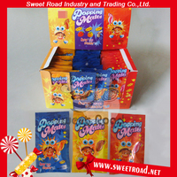 Honeyed Whistle Foot lollipop+popping candy