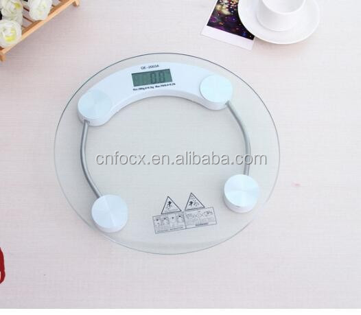 b739e13ae231 Round Shape Electronic Balance Digital Body Fat Weigher / Bathroom Scale /  Electronic Body Fat Balance Scale - Buy Digital Body Fat Weigher,Bathroom  ...