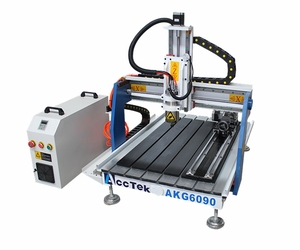 Good price used axyz cnc router 6090