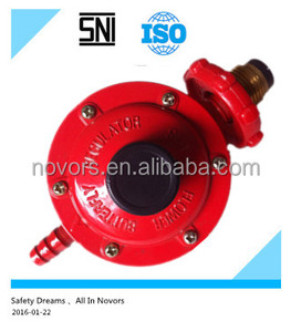 lpg low pressure gas regulator HM828-Y
