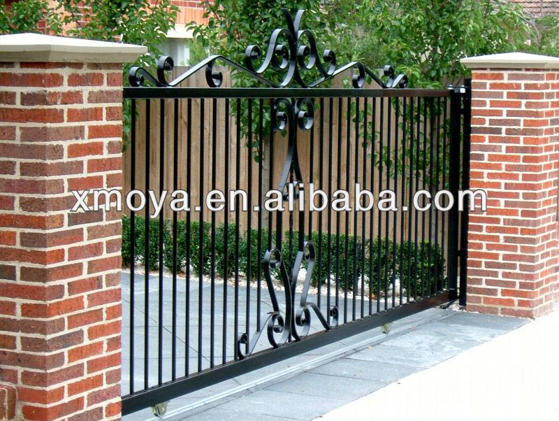 New Simple Sliding Gate Design Buy Sliding Gate Design New