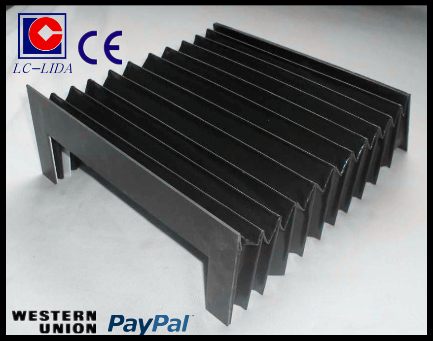 Flexible cnc machine protective bellow covers buy