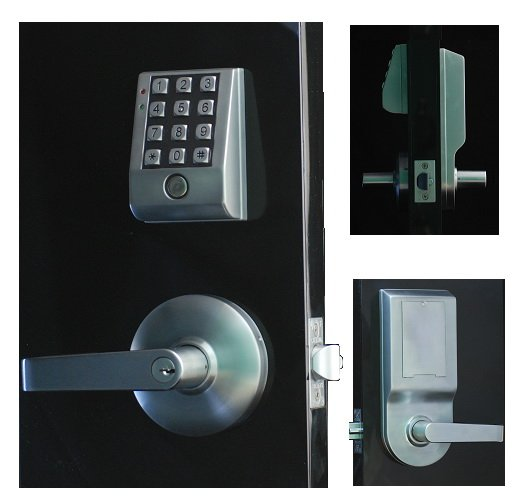 Ritenergy Vacation Rental Resort Keyless iButton Keypad Nokey iCode Door Lock