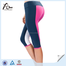 Colorful Custom Yoga Pants Custom Supplex Yoga Leggings For Women