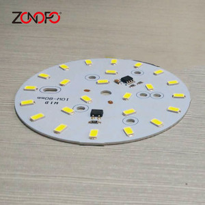 led bulb light board pcb pcba assembly production line