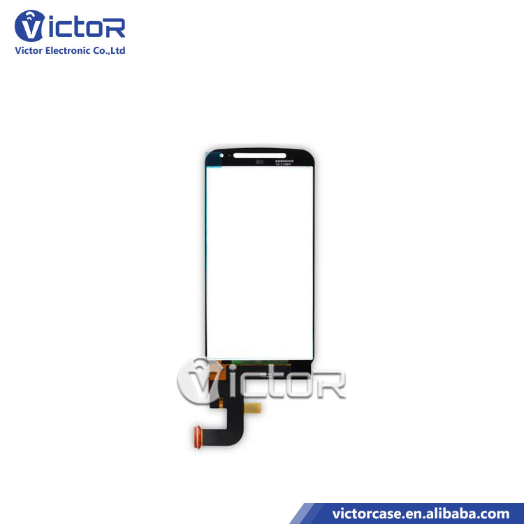 Guangzhou LCD digitizer assembly for Motorola Moto G 2