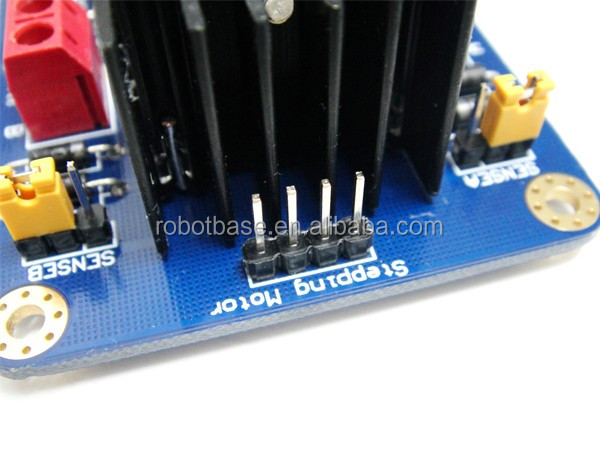 RB-01C025-Dual H-Bridge Motor Driver(6)