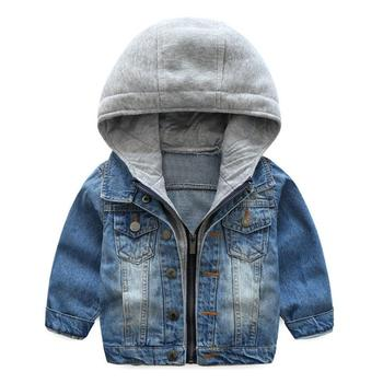 093c9e3d97b Lx10307a Fancy Baby Boy Clothing Jean Jacket Kids Overcoat - Buy ...