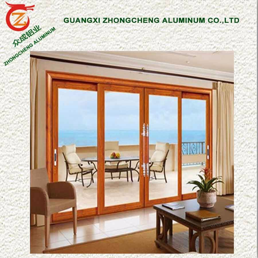 Residential Aluminum Entrance Doors : Residential cost effective villa entry door for aluminum