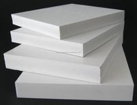 white waterproof rigid extruded polystyrene plastic pvc foam board for furniture