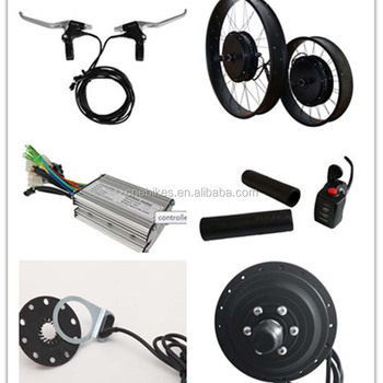 48v 500w 1000w brushless gearless hub motor electric fat for 1000w brushless dc motor