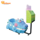 Lovely Crocodile Kiddie Ride Music Video Games Swing Amusement Game Machines For Sale