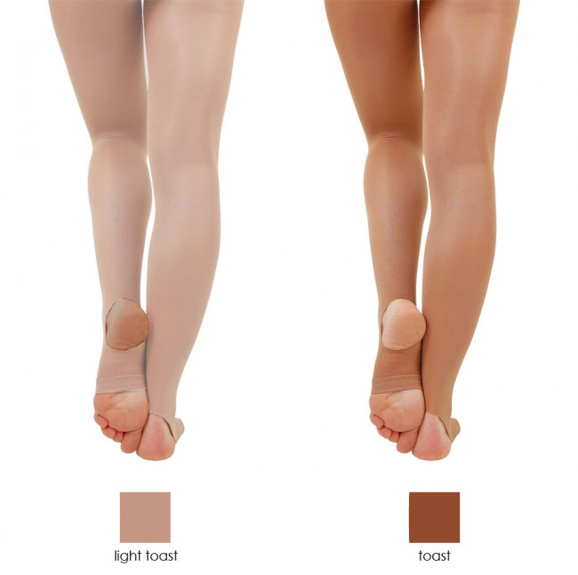 eaaf762a07e Bt00038 Tosted Professional Shinny Shimmer Stirrup Dance Tights ...