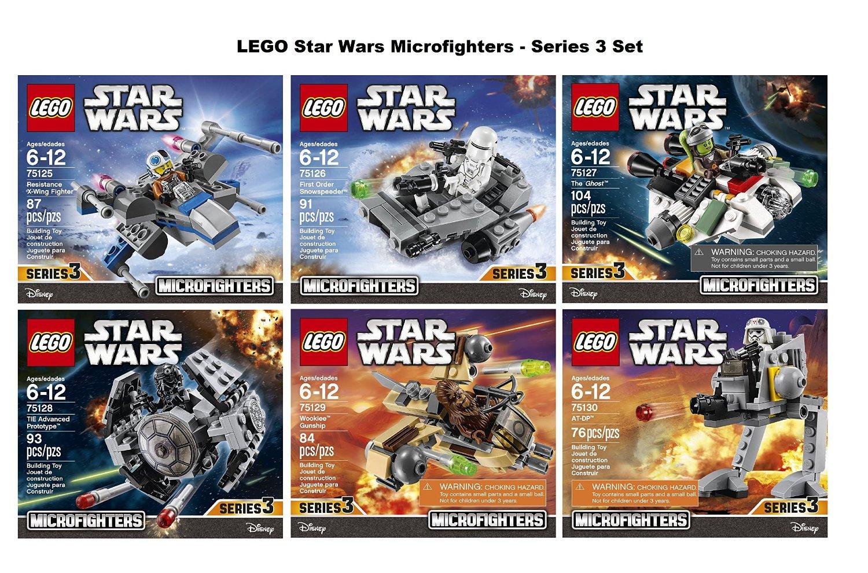 Released75028 Wars Microfighters Set Buy Star 6 New Lego 2014 Pcs K13FcJTl