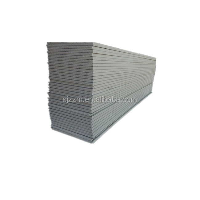 corrugated sheet metal fireproof foam board