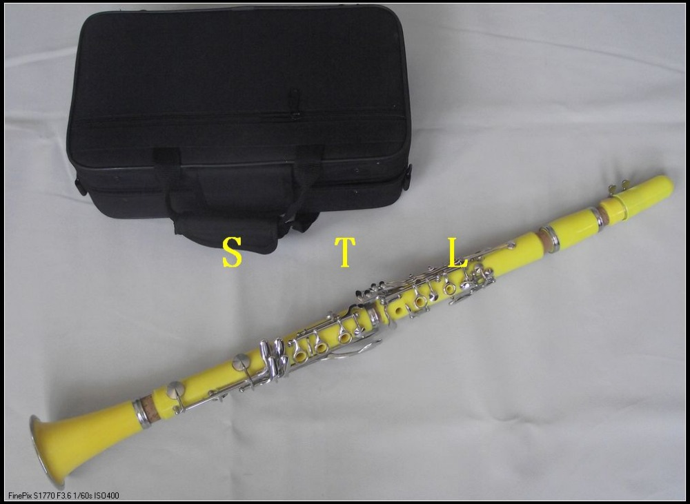 Popular Colored Clarinets-Buy Cheap Colored Clarinets lots ...