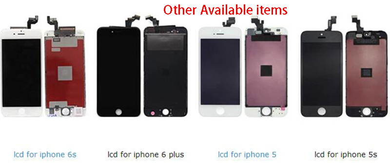 Honor 7A Replacement Digitizer LCD Screen Touch Panel for