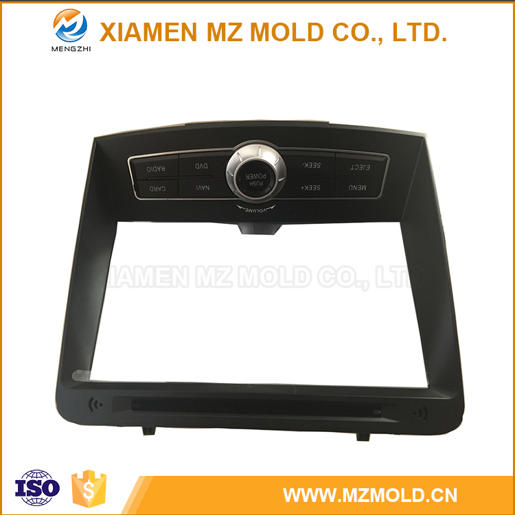 Custom Injection Car Body Mold Design and Processing Service by Manufacturer of Industrial Mold