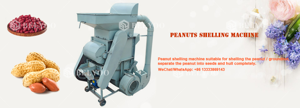 Home Use Peanut Sheller Groundnut Shelling Machine Price