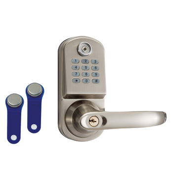 Push Button Door Lock With Tm Card Ibutton Key - Buy Push Button Door  Lock,Push Button Door Lock,Push Button Door Lock Product on Alibaba com