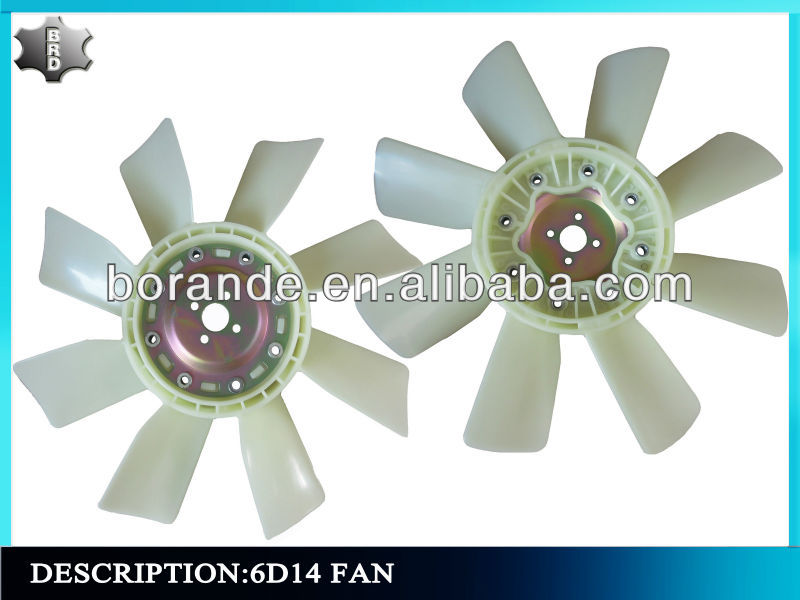 Mitsubishi 6d14 Me039960 Hd800 Excavator Cooling Fan Blade On Alibaba Com