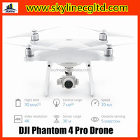 New Arrival DJI Phantom 4 Pro UAV Drone 20MP 5-directions Obstacle sensoring quadcopter drone with 4K camera