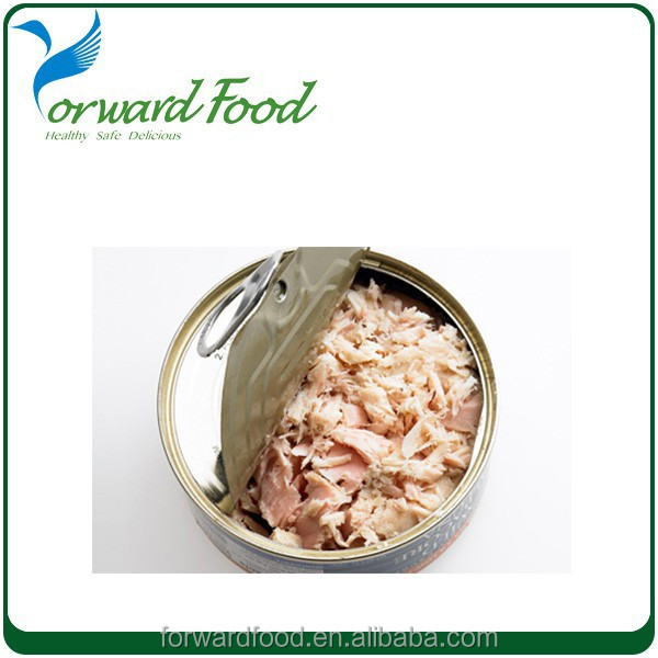 170g easy open canned light meat tuna fish