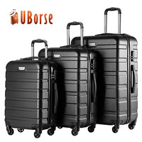 abs pc film trolley luggage bags cases,korea trolley luggage,top brands trolley luggage bags