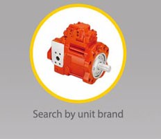 Excavator PC270-7 Hydraulic Main Pump 708-2L-00112