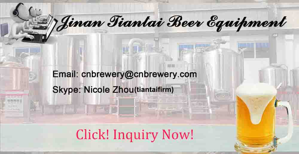 Turnkey Ale Lager Brewing Brewery Manufacturing Beer Plant