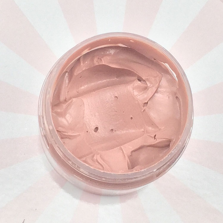 Beauty Products Tightening Brightening Australian Pink Clay Mud Mask for Women