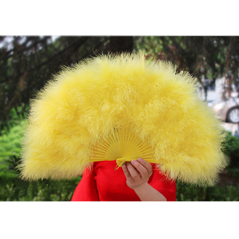 New Products Colorful Marabou Feather Hand Fans Bride Wedding Hand Fans -  Buy Feather Hand Fans,Marabou Fans,Bride Wedding Hand Fans Product on