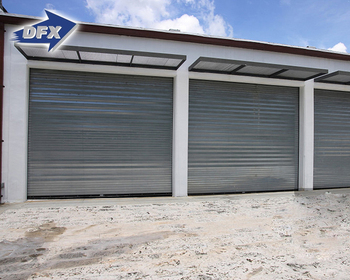 Low Cost Flat Roof Prefabricated Steel Car Garages For Sale - Buy ...